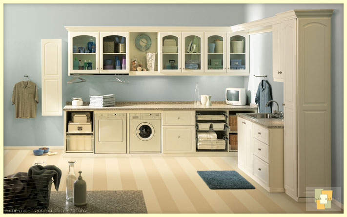 If You're Going To Have a Laundry Room, It Might As Well Be Like One ...