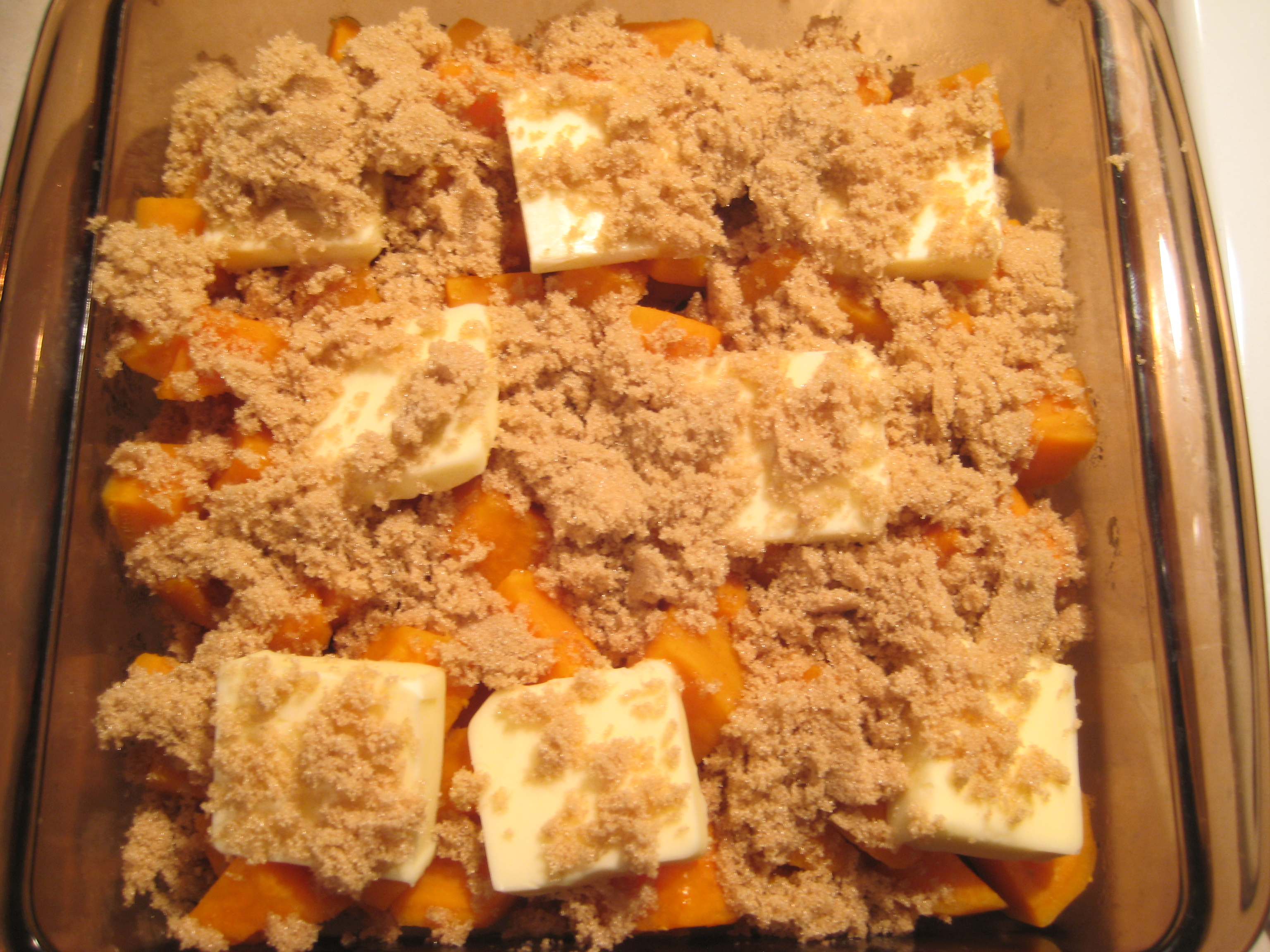 Cherry Lane Cooks: Sweet Potato Recipes #1 – Sweet Potato Casserole With Brown Sugar and Pecans